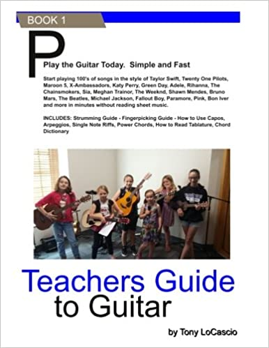 Teachers Guide to Guitar (Teachers Guide to Music) (Volume 3