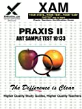 Praxis II Art Sample Test 10133, Sharon Wynne, 1581978316