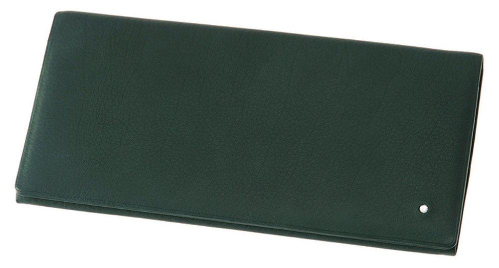 【キプリス】長財布(風琴マチ束入小銭入れなし)■オルナートレーニア B073F5RHWV グリーン グリーン