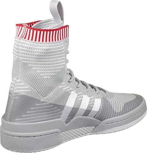 de Adulto Forum Adidas Ftwbla Escarl Winter PK Gridos Deporte Zapatillas Unisex Gris U0IHfqH4W7