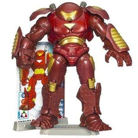 amazon com iron man hulkbuster armor comic book action figure by