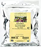 Starwest Botanicals Organic Kelp Powder, 1 Pound (Pack of 3)