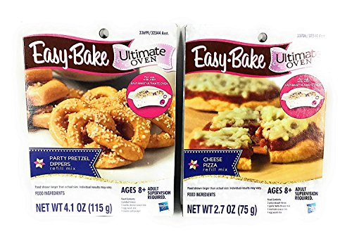 easy bake oven dough - 1