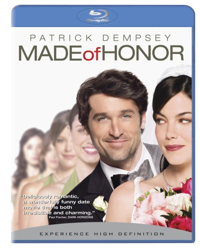Blu-ray : Made Of Honor (, Dubbed, Dolby, AC-3, Widescreen)