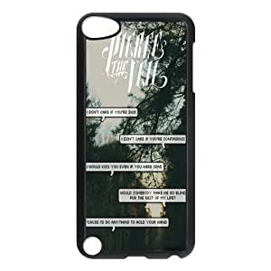 Ultra Slim Fit Hardshell For Case Iphone 5/5S Cover - Pierce The Veil