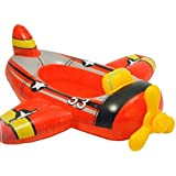 Skywalk Intex Kiddie Inflatable Swim Pool Water Float Ring Cruiser Aeroplane Shape For Ages 1+