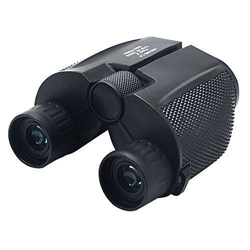Compact Binoculars for Bird Watching,Great for Outdoor Activities Concerts Hiking Travel and Stargazing Hunting .Waterproof & Low Light Night Vision-for Adults&Kids