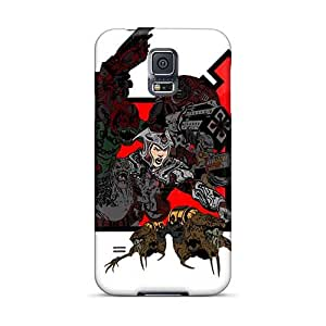 ChristopherWalsh Samsung Galaxy S5 Protective Cell-phone Hard Covers Support Personal Customs Lifelike Queen Image [Zba2604jTZE]