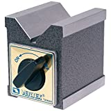 VERTEX 2.87 X 2.13 X 2.76 INCH MAGNETIC V-BLOCK WITH SWITCH (3402-0995)