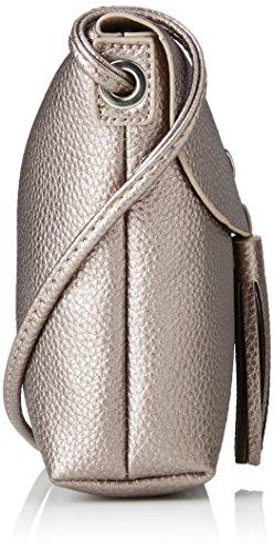 De Tailor De Mujeres Ida altsilber Las Tom 15 Bolso Plata Dril Algodón De qT8SSBax