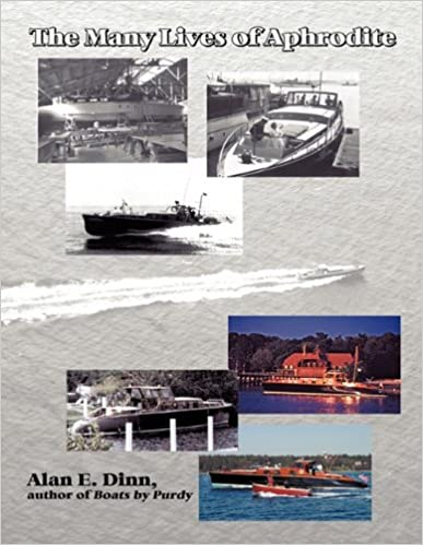 Book The Many Lives of Aphrodite: The Saga of a Great American Yacht