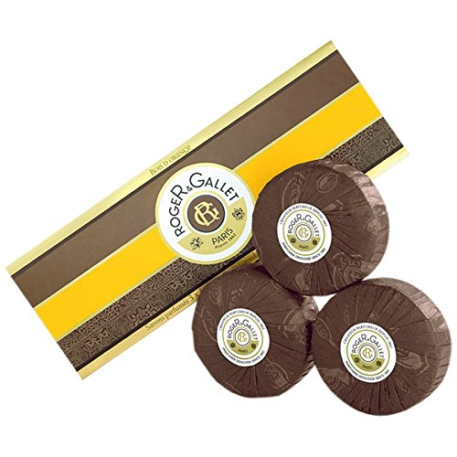 できたカセットペナルティロジャー&GalletのBoisのドールオレンジソープ3つのX 100グラム (Roger & Gallet) (x2) - Roger & Gallet Bois D'Orange Soap 3 x 100g (Pack of 2) [並行輸入品]
