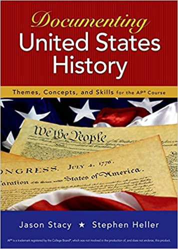 Designing Your AP U.S. History Course