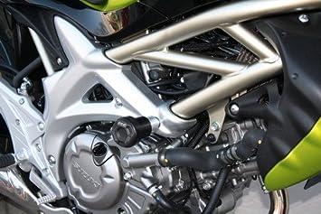 Sturzpad-Satz für Suzuki SV 650-2016