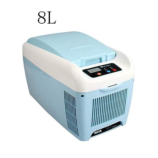 Refrigerador Y Calentador 8l Nevera del Coche, Refrigerador ...