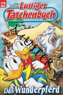 Walt Disney: LTB Lustiges Taschenbuch Band 185: Das Wunderpferd - Donald Duck und Micky Maus Comics für deine Sammlung Taschenbuch – 2003 Egmont Ehapa Media Bild B01DYDT5S2 Comics & Mangas