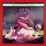 ASIA Heat OF The Moment b/w Ride Easy 45 rpm 7