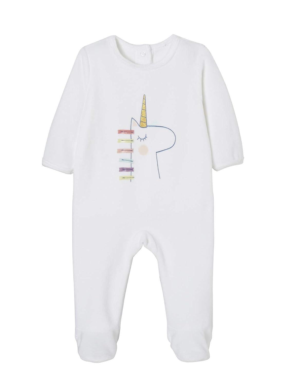 Vertbaudet 2er-Pack Baby Jungen T-Shirts Bedruckt Pack wei/ß 71