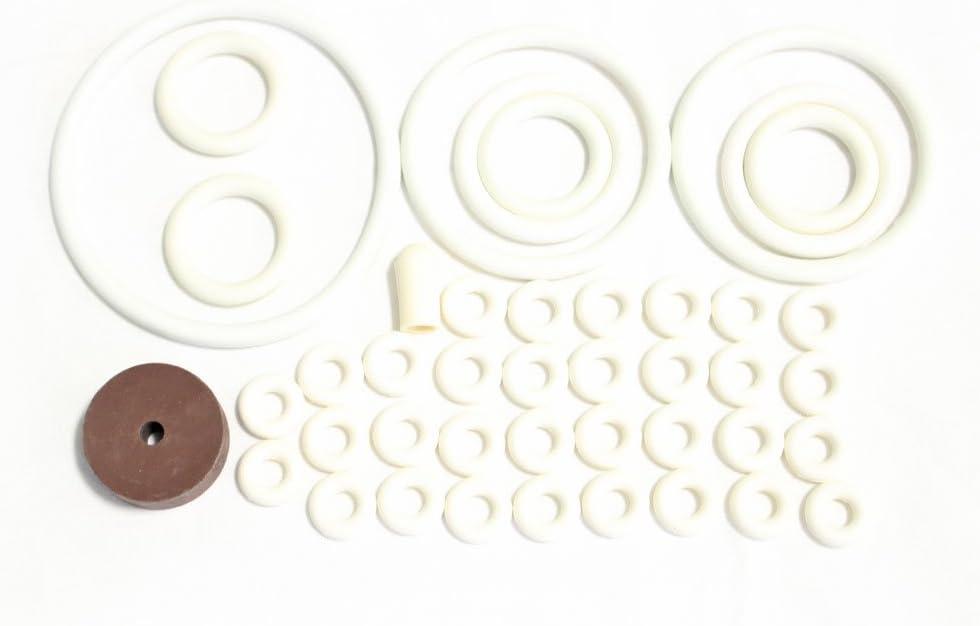 1969 Gottlieb Mini Pool Pinball Machine Rubber Ring Kit