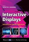 Interactive Displays, Bhowmik, 1118631374