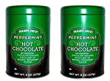 #5: Peppermint Hot Chocolate 8 oz. (Pack of 2 Tin Cans)