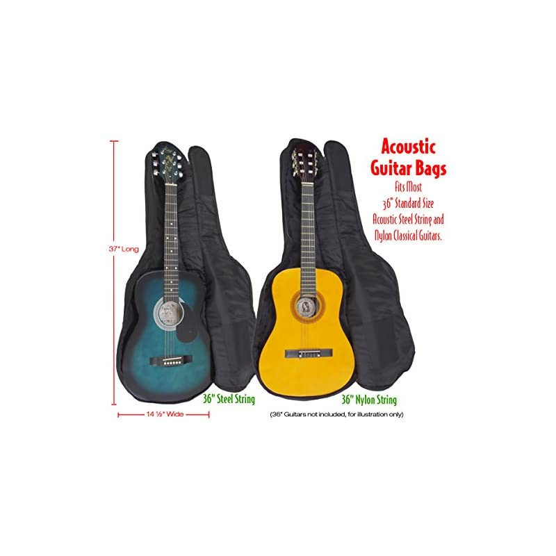 Performance Plus Guitar Bags (GB165)