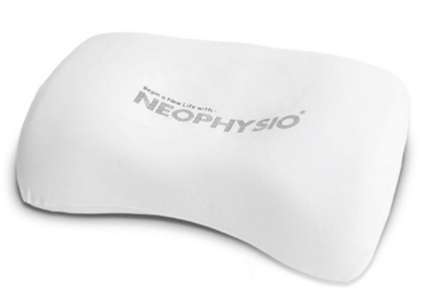 NEOPHYSIO Full 3D Anti-bacterial Pillow Neck wrinkle prevention hygienic pillow for Adult