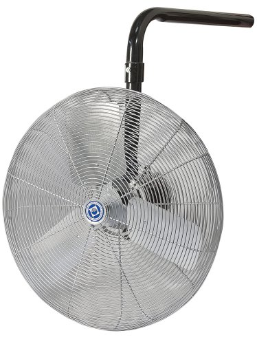 Marley 24HDHI 120-volt Extra Heavy Duty Air Circulator, 24-Inch I-Beam Mount