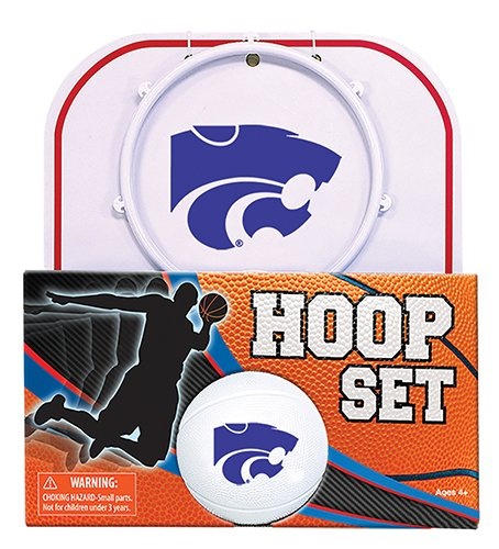 Direct N51600 Patch Products Inc Hoop Set Kansas State Game Pro-Motion Distributing