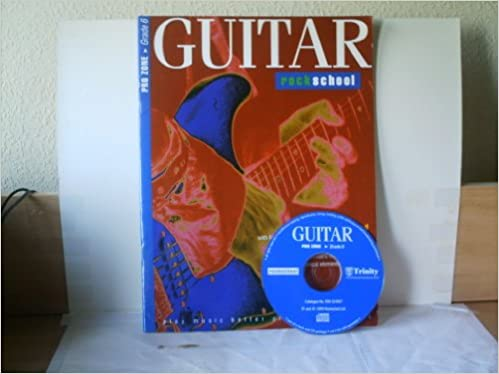 Book Rockschool Guitar Grade 6 (1999-2006)