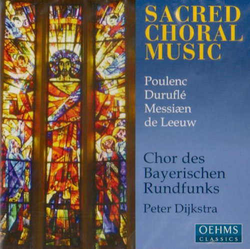 Sacred Choral Music/Various