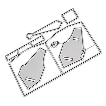 TianranRT - Plantilla de metal para hacer manualidades, scrapbooking, álbum de fotos, tarjetas, decoración, artesanía, Multicolor: Amazon.es: Bricolaje y ...