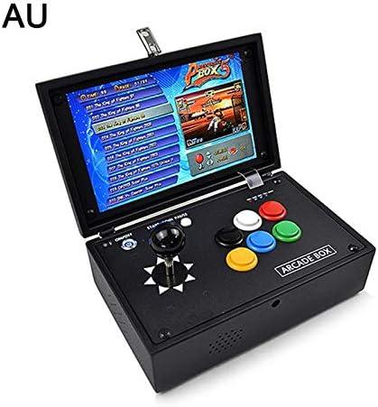 Caja de Pandora, 3D 2177 en 1 Arcade Game Retro Consola 10: Amazon ...