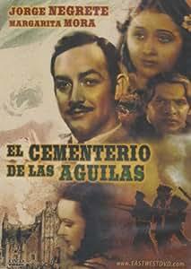 Amazon.com: El Cementerio De Las Aguilas [Slim Case