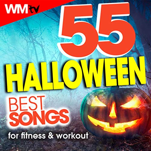 55 Halloween Best Songs For Fitness & Workout (Unmixed Compilation For Fitness & Workout 128 - 178