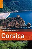 Front cover for the book The Rough Guide to Corsica by David Abram