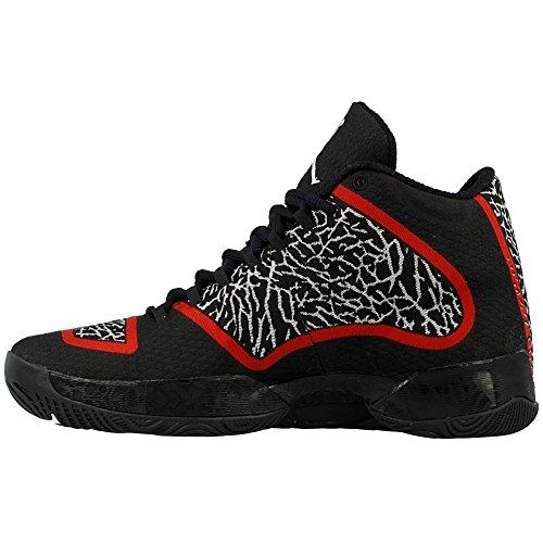 Air Jordan Xx9 Schuhe Sneaker Neu Nero Nero / Bianco - Rosso Palestra