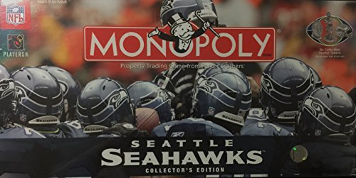 MONOPOLY - Seattle Seahawks Collector's Edition