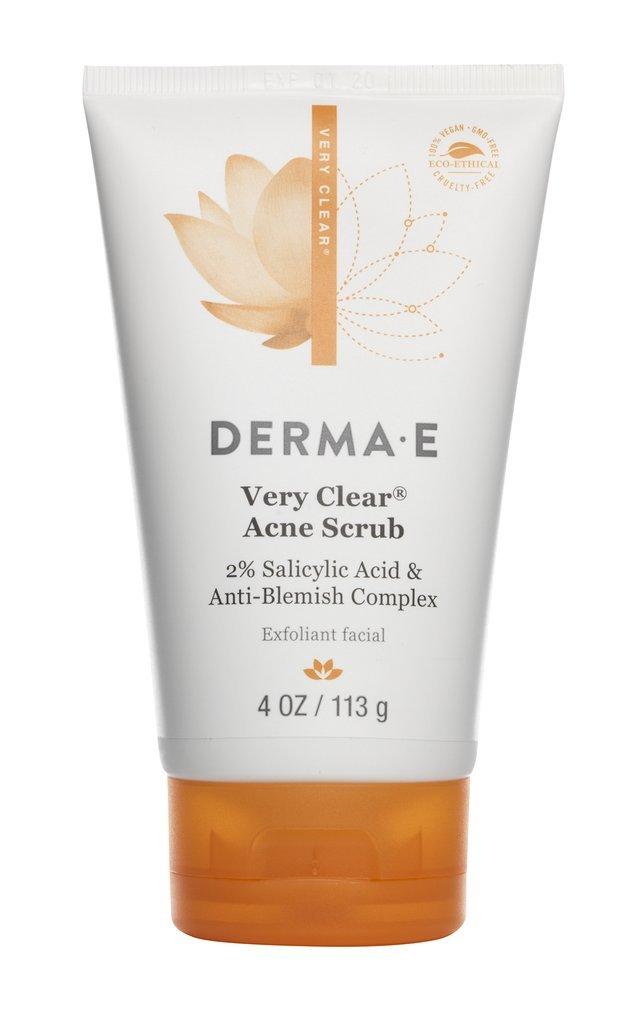 DERMA E Deep Pore Acne Scrub, 4 oz by DERMA-E