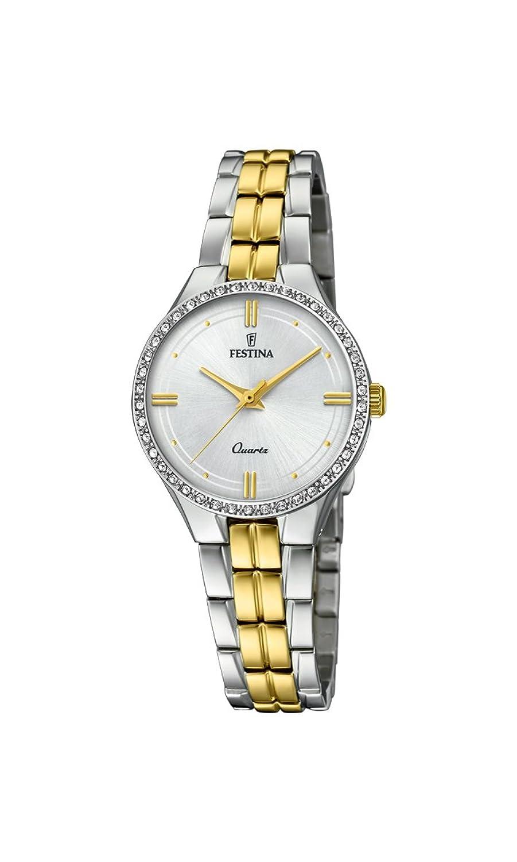 Festina Mademoiselle f20219 / 1腕時計の女性デザインハイライト B06X6CB617
