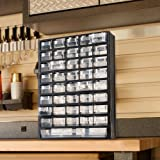 Stalwart 41 Compartment Hardware Storage Box