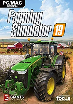 Farming Simulator 19 - [PC/Mac Online Game Code]