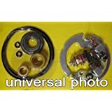 Arrowhead SMU9115 Starter Rebuild Kit for Polaris 2-Stroke Models 2-Brush by Arrowhead