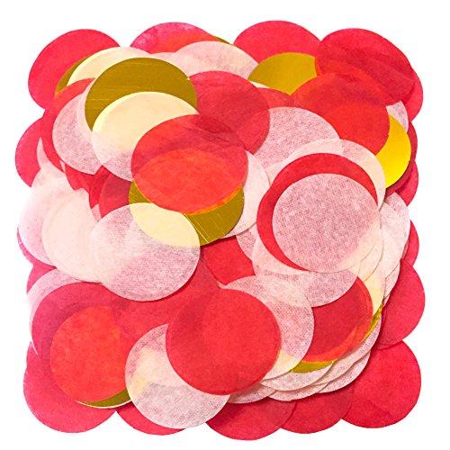 Tissue Paper Circles - 9
