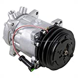 Premium Quality AC Compressor & A/C Clutch Replaces Sande...