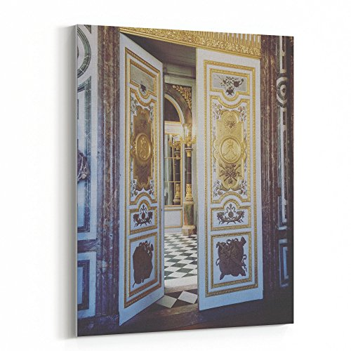 Westlake Art - Door Room - 16x20 Canvas Print Wall Art - Canvas Stretched Gallery Wrap Modern Picture Photography Artwork - Ready to Hang 16x20 Inch (D41D8)