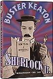 Sherlock Jr., Sherlock Holmes Jr., Buster Keaton - Sherlock Junior, Sherlock Holmes Jr., El Moderno Sherlock Holmes, the Railrodder / Region Free / Worldwide Special Edition