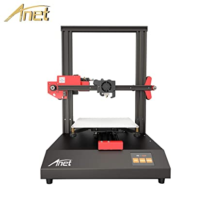 Anet Auto Leveling ET4 DIY 3D Printer with Resume Printing Function, 2.8 Inch LCD Color Touch Screen