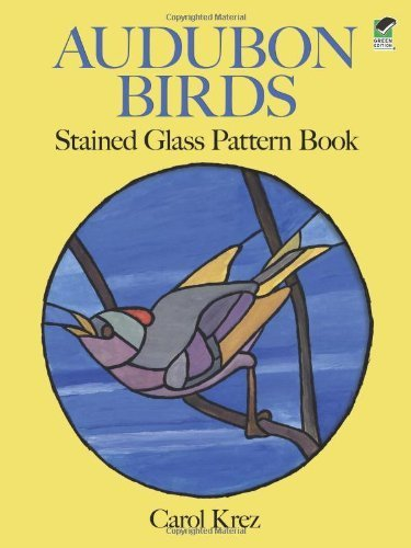 Audubon Birds Stained Glass - 3