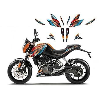 780294 - Kit déco Blackbird onerace KTM 125/200/390 Duke: Amazon.es: Juguetes y juegos